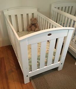 Boori Country Collection white cot Queens Park Eastern Suburbs Preview