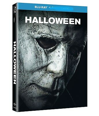 Halloween(2018) BLU-RAY ONLY PRE-ORDER SHIPS 1-15-19](Halloween Dvds)