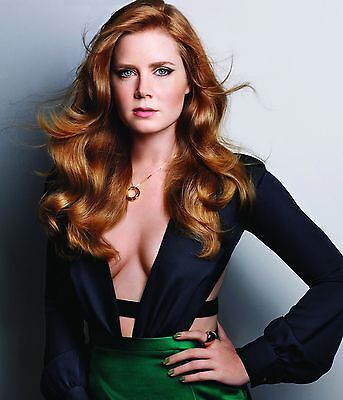 Amy Adams 8X10 Glossy Photo Picture