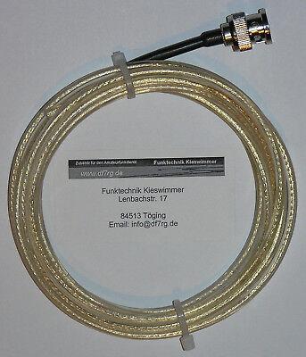 BOS Scannerantenne - Drahtantenne für das 4m Band - Band Scanner Antenne