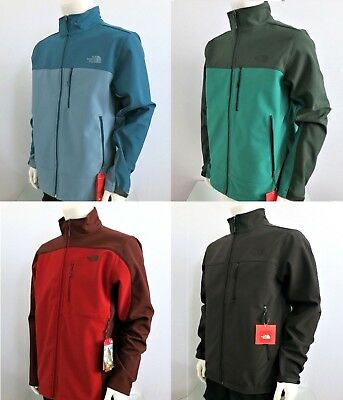 THE NORTH FACE Apex Bionic Men's Softshell Jacket Black Red Blue Green  sz S~XXL The North Face Apex Bionic Jacket