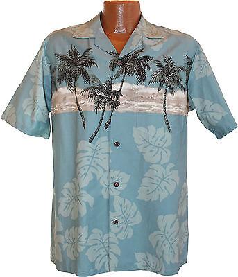 专属男人的夏威夷椰子树夏威夷衬衫