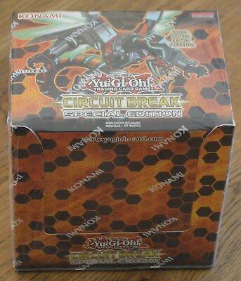 Yu-Gi-Oh! Circuit Break - Special Edition Display Deutsch 10 Packs Neu & OVP