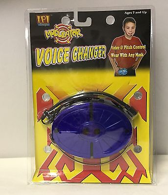 Voice Changer Modulator Sound Effects