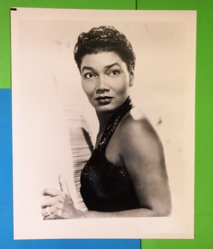 PEARL BAILEY - American icon of Jazz & Film - movie photo still
