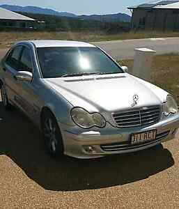 2004 Mercedes C200 MY05 Annandale Townsville City Preview