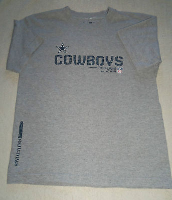 NFL : Dallas Cowboys T-Shirt Size 10 - 12 years New