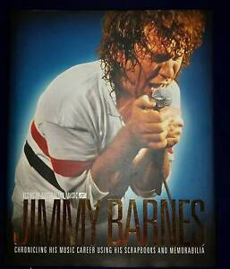 Icons Of Australian Music - Jimmy Barnes Largs North Port Adelaide Area Preview