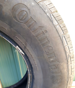 SET OF TYRES Killarney Vale Wyong Area Preview