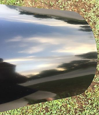 Black Pearl Gloss Black Powder Coat Paint - New 1lb