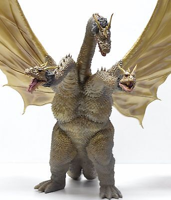 KING GHIDORAH Godzilla X-Plus 12IN Japan Import vinyl figure factory sample!