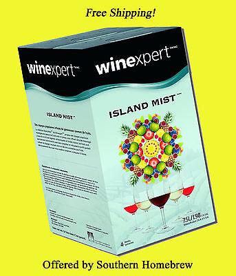 (Winexpert Island Mist Blackberry Cabernet Wine Making Kit)