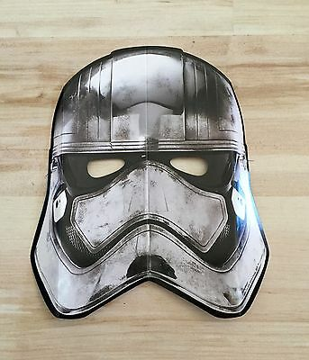 original STAR WARS Maske STORMTROOPER Kostüm one size KARNEVAL Fasching NEU (Storm Trooper Maske)