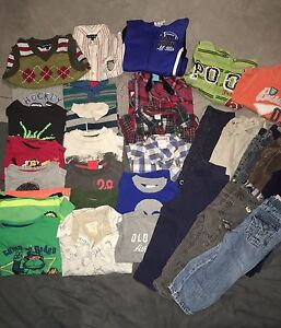 Boy clothes 24 months and 2T