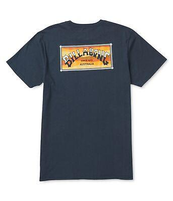 Billabong Mens Australia Graphic T-Shirt