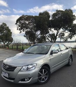 Toyota Aurion 2007 +5months rego + RWC very clean Roxburgh Park Hume Area Preview