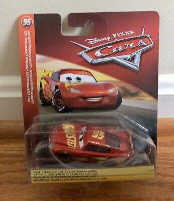 Disney Pixar Cars Lightning Mcqueen Rust-Eze Racing Center 2018 95 RRC Theme