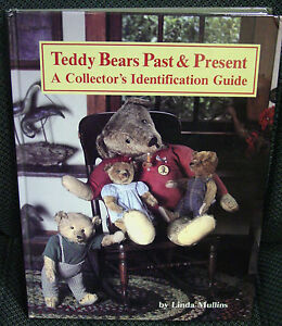 Teddy-Bears-Past-and-Present-Book-by-Linda-Mullins