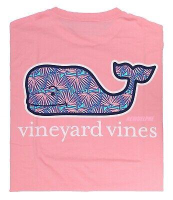 NWT Vineyard Vines Men SS Whale Pocket Crew T-Shirt Tee