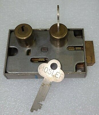 Mosler 5400 Series Safe Deposit Box Lock