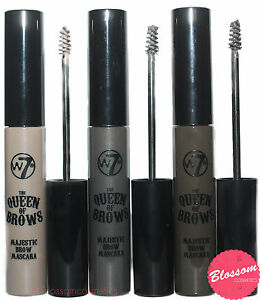 W7 EYE The Queen Of Brows EYEBROW Shaping Definer Brow Mascara Gel ...
