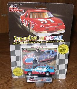 Richard Petty Racing Champions Diecast Car