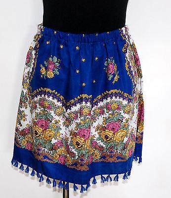 Russische Kostüme (schön Folk bunt Rock Blumen Design Russisch slavisch Style verschiedene Größen)