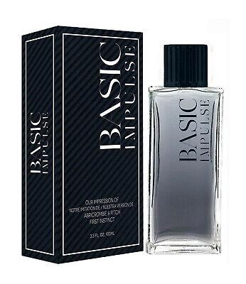 Basic Impulse Cologne Preferred Fragrance Inspired Abercrombie First Instinct