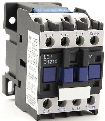 Cn-lc1d1210 Contactor Replacement Fits Telemecanique 3 Phase 3 Pole 120vac Coil