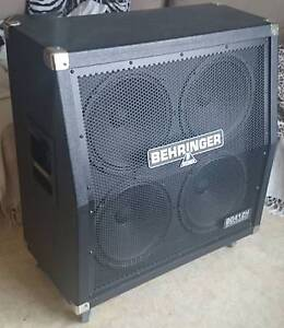 SWAP / TRADE BEHRINGER 412H ULTRASTACK Padstow Bankstown Area Preview