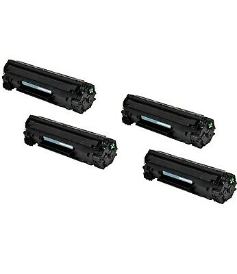 4-PK/PACK Q2612A Toner Cartridge HP 12A LaserJet 1012 1010 1018 1020 3030 3020 for sale  Shipping to India