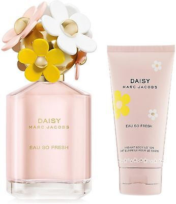 Daisy Eau So Fresh by Marc Jacobs for Women - 2 Pc Gift Set