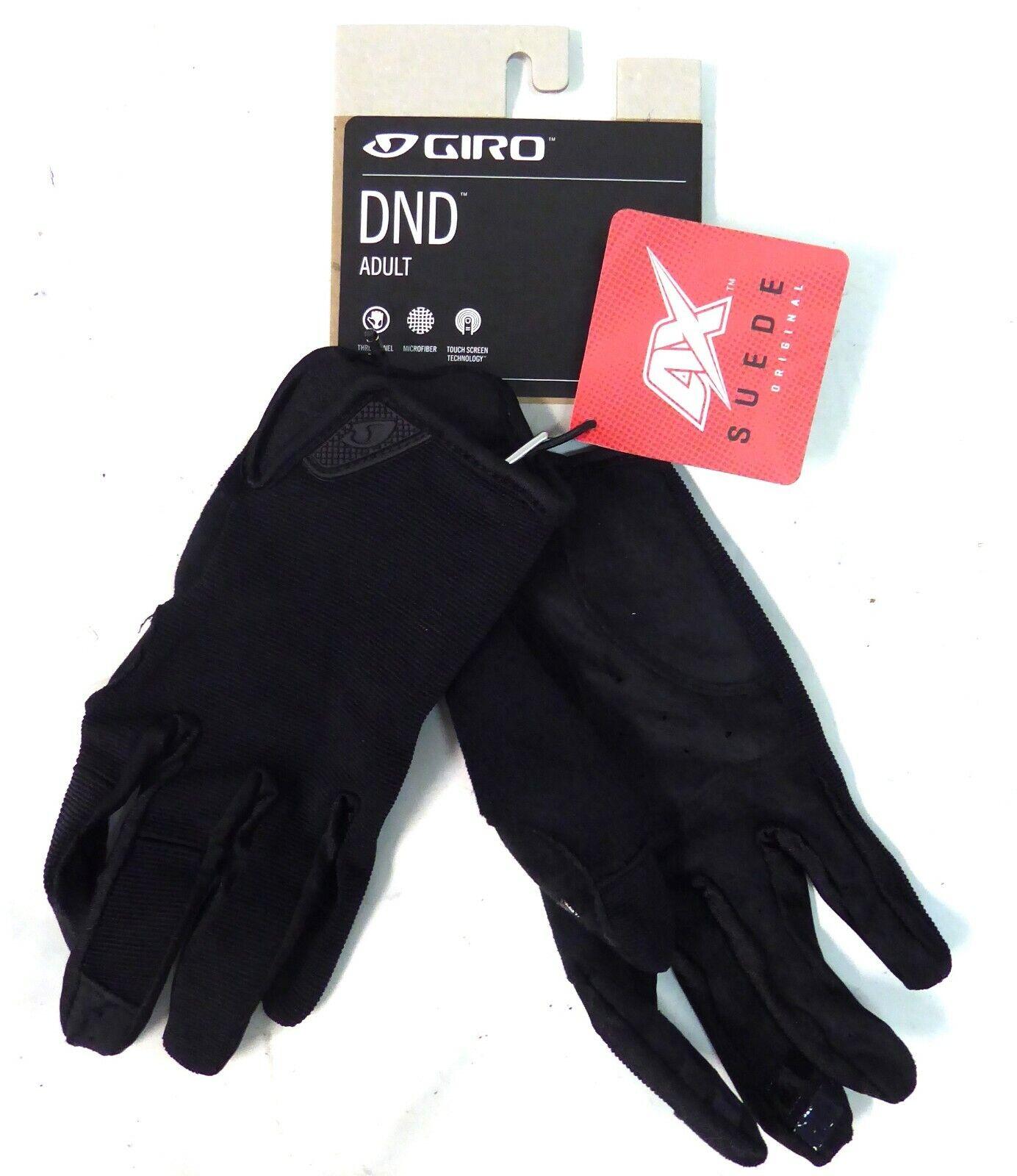 dnd gloves black
