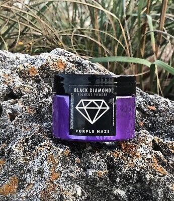 BLACK DIAMOND 42g/1.5oz Mica Powder Pigment - Purple Haze