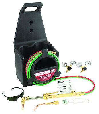 Harris Port-a-torch Welding And Cutting Torch Outfit Without Cylinders 4403213