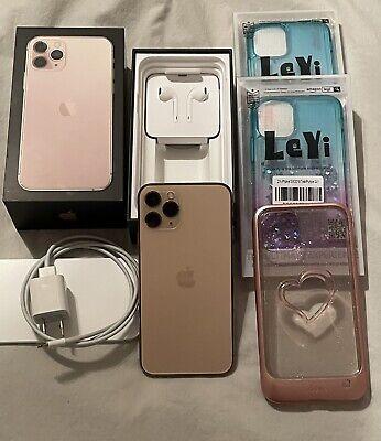 Apple iPhone 11 Pro - GOLD 64GB - Verizon Unlocked EXCELLENT CONDITION w/Extras