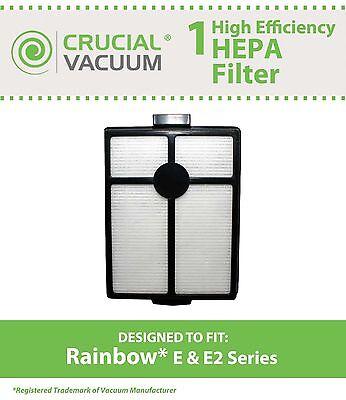 Repl Rainbow Rexair E   E2 Hepa Filter Vacuum Part   R7292   R12107b