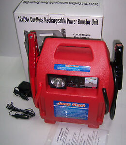 BATTERY-JUMP-STARTER-POWER-PACK-12V-AND-24V-NEW