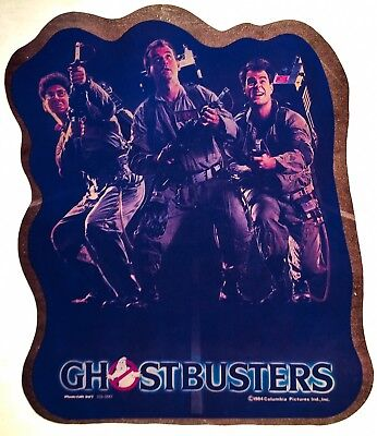 Last1 VTG 80s Ghostbusters bill Murray Halloween comedy movie DS t-shirt iron-on - 80's Halloween Movies