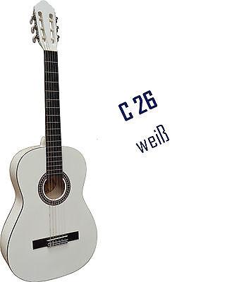 Gitarre,4/4, Konzert-Classic-Gitarre, verschiedene Modelle zur Auswahl,