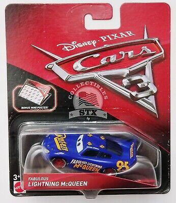 2017 Disney Cars 3 - Fabulous Lightning McQueen (A1)