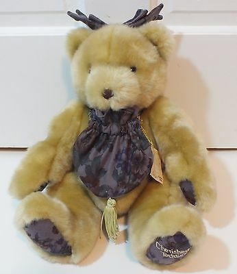 Cherished Teddies Plush Teddy Bear Joy 2000 Stuffed Animal Enesco Toy Fabric