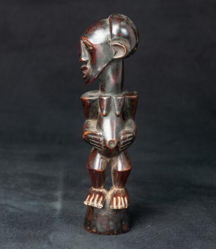 Songye Bush Spirit Figure, D.R. Congo, Central African Tribal Art