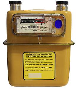 DOMESTIC GAS METER - NATURAL GAS METER & LPG GAS METER - HOUSE GAS