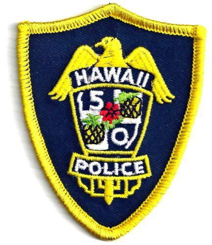 HAWAII 5-0 - IRON ON PATCH