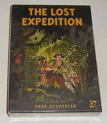 The Lost Expedition - Osprey Games - 2017