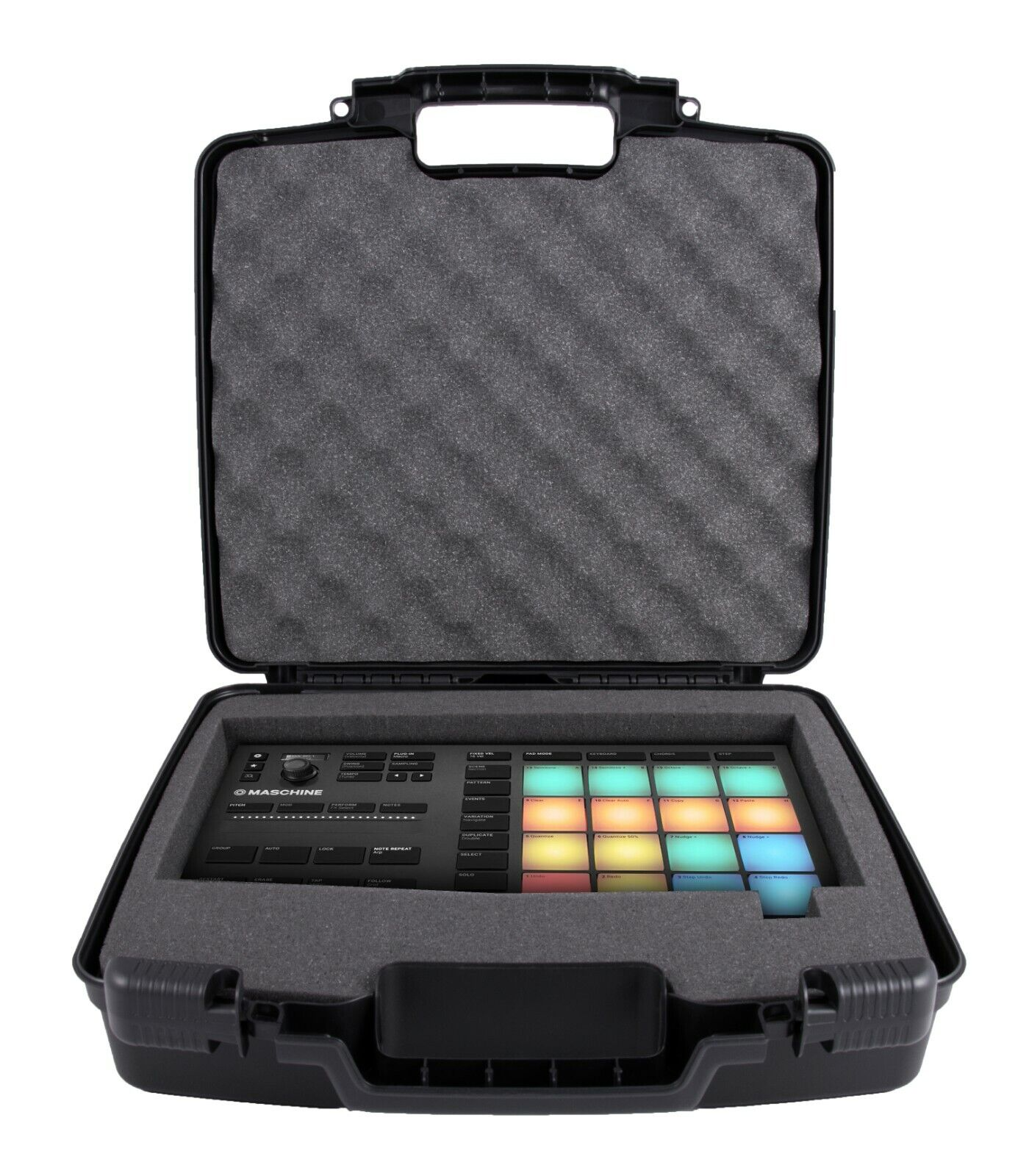 CASEMATIX Protective Hard Travel Case Fits Native Instrument