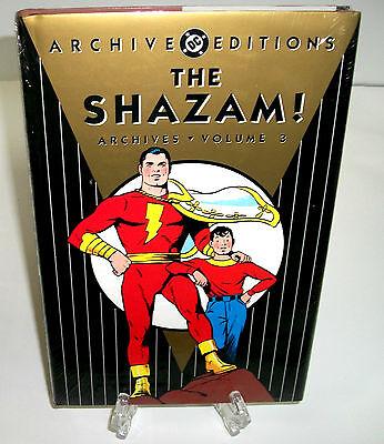 Shazam Volume 3 Dc Comics Archive Edition Hard Cover Hc New Sealed Whiz