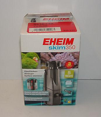 (EHEIM SKIM 350. Compact Surface Skimmer. Only 5 watts. Aquarium. 3536340)
