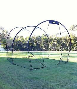 GS5 Home Ground Cricket Batting Net Thornlands Redland Area Preview